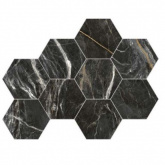 MARQUINA GOLD HEX 20x24 пол