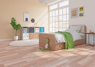 ZSXW4BR MIX WOOD WALNUT 15x60 пол