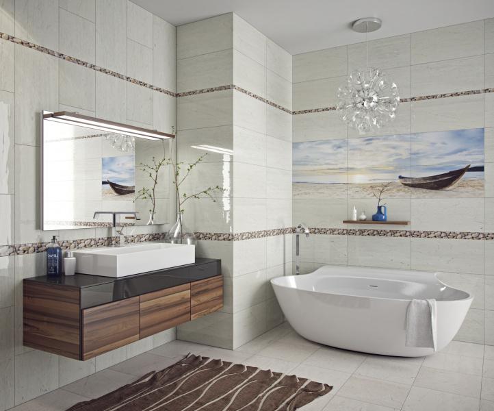 плитка для ванной фабрика Golden Tile